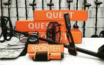 Quest Q20: разберем до мелочей, покажем видео с полей, видео находок и видео реальных отзывов пользователей