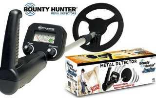 Bounty-Hunter Junior: подробно рассмотрели аппарат и подскажем кому он подойдет