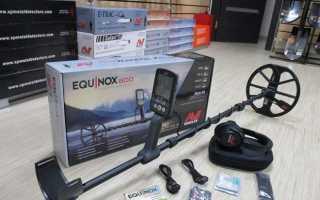 Minelab Equinox 800: подробный анализ, разбор настроек и характеристик, отзывы владельцев и находки с этим аппаратом