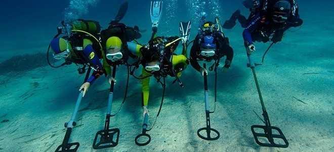 Металлоискатель для подводного поиска: критерии выбора, обзор и сравнение моделей