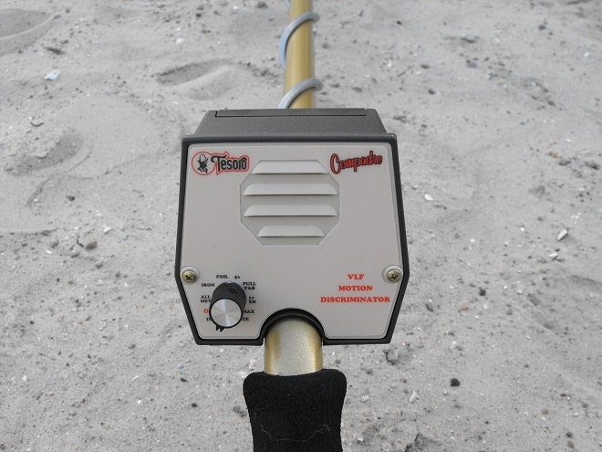 Compadre на песке