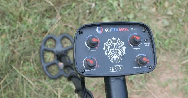Golden Mask Сварог: обзор детектора, отзывы клиентов, видео с копа и сравнение с другими моделями