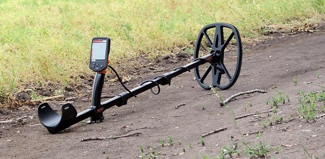 Аппарат на траве