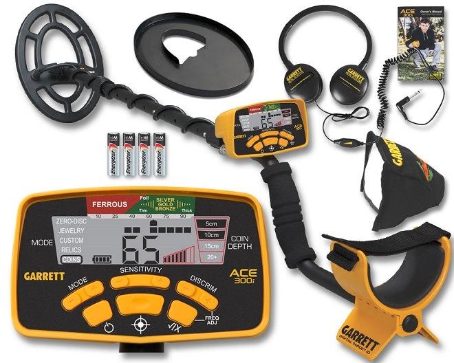 Garrett Ace 300i - подробный обзор, сравнение с конкурентами, отзывы клиентов и видео с полей