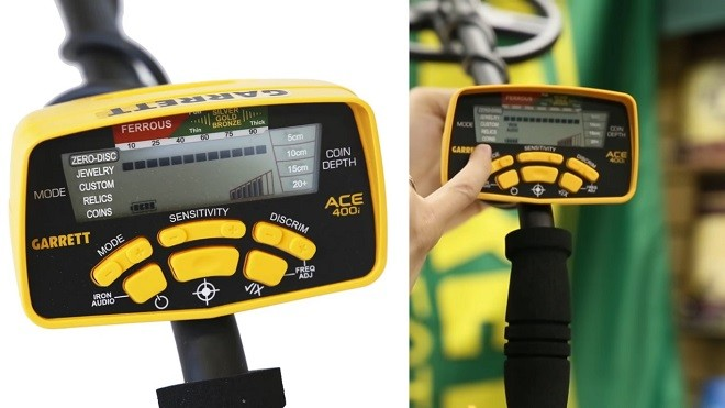 Garrett Ace 400i: отзывы владельцев, видео с полей, сравнение с конкурентами, характеристики и настройки.