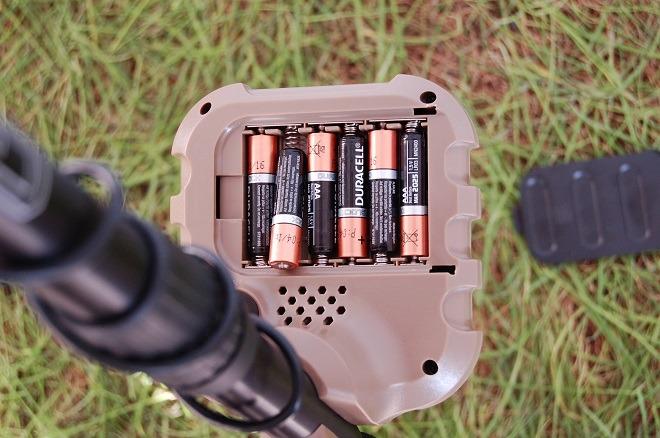 Ground EFX MX-50: подробный обзор металлоискателя
